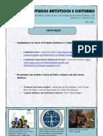 Newsletter EAC - Junho/Agosto 2010