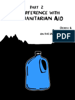 """Interference With Humanitarian Aid"" Report"