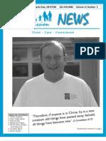 August 2008 Grants Pass Gospel Rescue Mission Newsletter