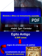 1. Aula_Historia Da Musculacao