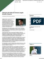 OPEN BANKING - Abertura de Dados de Clientes Impõe Desafio a Bancos _ Valor Econômico