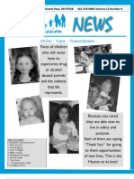 October 2009 Grants Pass Gospel Rescue Mission Newsletter