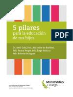 5 Pilares Para La Educación de Nuestros Hijos