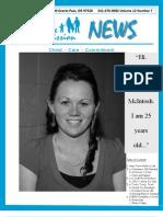 November 2009 Grants Pass Gospel Rescue Mission Newsletter