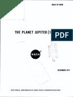 NASA - Sp8069 - Space Vehicle Design Criteria - The Planet Jupiter