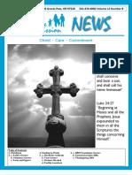 December 2009 Grants Pass Gospel Rescue Mission Newsletter