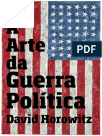 A arte da guerra política - David Horowitz.epub
