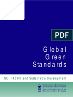 Global Green Standards