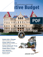 Staff Analysis of the FY2019 Executive Budget - The Whitebook