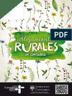 Alojamientos Rurales de Cantabria