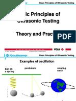 Basic Ultrasonic Training