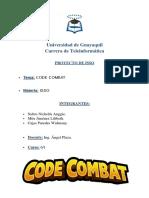 Code CombatIsoborrador
