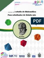 Guia Estudio Matematica 2015