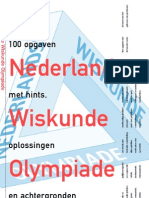De Nederlandse Wiskunde Olympiade