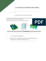 Seccion 4 -Valoracion Economica Del Modelo de Bloques