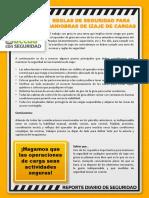 061117 Reglas de Seguridad Para Maniobras de Izaje de Cargas