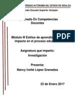 M3U1 López Granados,