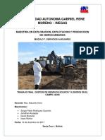 Gestión de Residuos Sólidos y Líquidos en El Campo Jausi