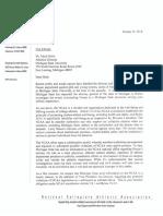 NCAA letter to Mark Hollis - 1.23.2018
