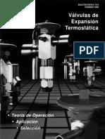 valvulas de expansion termostaticas sporlan.pdf