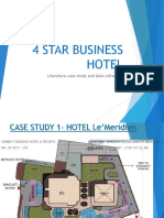 Ppt Business Hotel