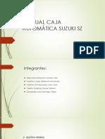 Manual Caja Automática Suzuki Sz