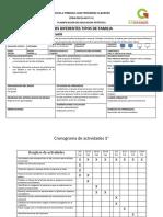 Planificación Tercero (Bloque i)