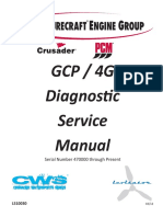 PCM Crusader GCP Diagnostic Manual