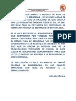 PLAN DE CONTINGENCIA PARA ESTABLECIMIENTOS HUARAL.doc
