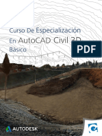 Autocad Civil 3d - Bas - Sesion 4 - Manual