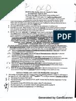 Phys4302 Exam II Spring 2012