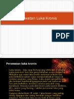Perawatan Luka Kronis