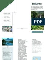 sri lanka brochure pdf