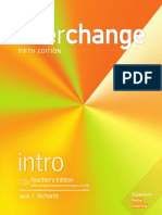 Interchange 5e Intro Level Teachers Edition Unit 10