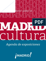 Madrid Es Cultura Ene-Abr 2018 Web