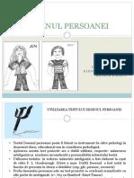 Tehnici Proiective Desenul Persoanei (3)