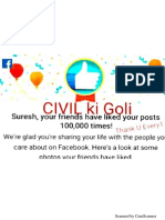 RCC Part 1 (CIVIL Ki Goli)