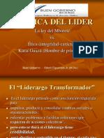 LA ETICA DEL LIDER.ppt