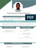 CV Misael Ventura