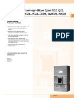 Interruptores Electro Termomagneticos -Siemens