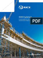 ICMS Explained User Guide RICS 011217