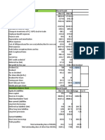 Solved Template for Funds Flow Analysis of Maruti Suzuki and M&M_Jaydeep