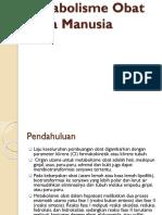 Metabolisme Obat pada Manusia.pptx