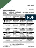 Manual Rele de Tie o 3RP2025