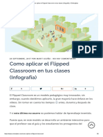 Como Aplicar El Flipped Classroom en Tus Clases (Infografía) - EVirtualplus