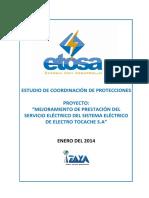 06. Estudio de Protecciones ETOSA