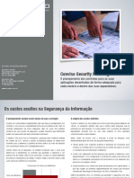 Conviso Security Planning - Data Sheet PT