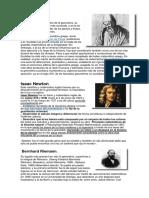 Biografias de Matematicos Famosos
