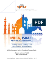 India Israel and the Jewish People JPPI 2017