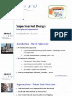 3 Supermarket Design 2012
